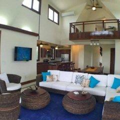 Отель Coral Beach Village Resort Гондурас, Остров Утила - отзывы, цены и фото номеров - забронировать отель Coral Beach Village Resort онлайн комната для гостей фото 2