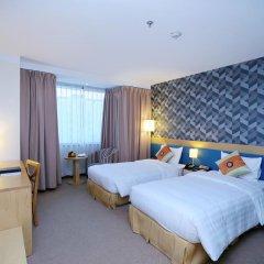 La Casa Hanoi Hotel 4* Улучшенный номер с различными типами кроватей фото 9