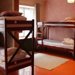 Euphoria Hostel Кровать в общем номере с двухъярусными кроватями фото 11