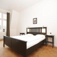 Апартаменты Marina Apartments Apartament Wzorcownia Сопот комната для гостей фото 3