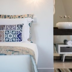Marino Lisboa Boutique Hotel Номер Делюкс с различными типами кроватей фото 9