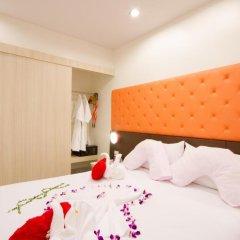 Grand Bella Hotel 4* Улучшенный номер с различными типами кроватей фото 11