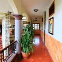 Hotel Plaza Copan 3* Стандартный номер фото 6