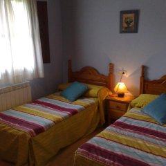 Отель Apartamentos Rurales La Fuente de Báscones детские мероприятия
