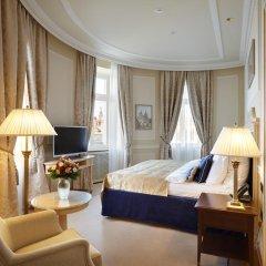 Гостиница Балчуг Кемпински Москва 5* Люкс разные типы кроватей фото 7