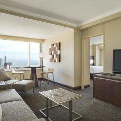 Отель Hilton San Francisco Union Square 4* Люкс с двуспальной кроватью фото 7