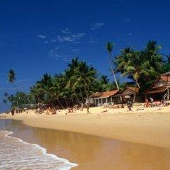 Отель Vesma Villas Шри-Ланка, Хиккадува - отзывы, цены и фото номеров - забронировать отель Vesma Villas онлайн пляж фото 2