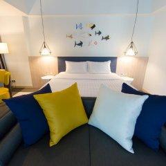 Krabi SeaBass Hotel 3* Люкс с различными типами кроватей фото 4
