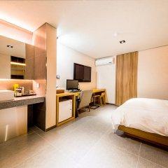 Seocho Cancun Hotel 2* Улучшенный номер с различными типами кроватей фото 6