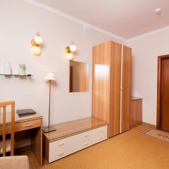 Гостиница Для Вас 4* Семейный люкс с двуспальной кроватью фото 17