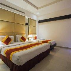 Hotel Krishna 3* Стандартный номер с различными типами кроватей фото 7