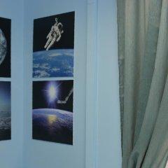 Хостел «Циолковский» на ВДНХ Кровать в общем номере фото 7