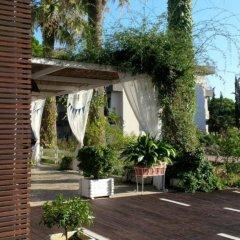 Отель Tropikal Resort Дуррес парковка
