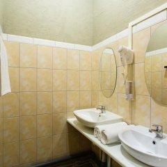 Мини-Отель Новый День Стандартный номер двуспальная кровать фото 10