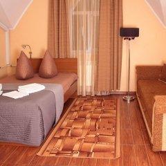 Гостевой дом Европейский Улучшенный номер с различными типами кроватей фото 5