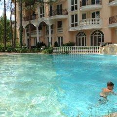 Отель Studio Venera Palace Болгария, Солнечный берег - отзывы, цены и фото номеров - забронировать отель Studio Venera Palace онлайн бассейн