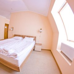 Budget hotel Ekotel комната для гостей фото 9