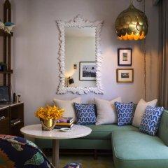 Отель The Confidante - in the Unbound Collection by Hyatt 4* Люкс с различными типами кроватей фото 5