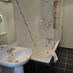Отель Allison Executive Lets Глазго ванная