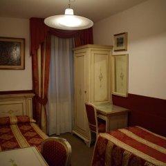 Отель Albergo Basilea 3* Стандартный номер