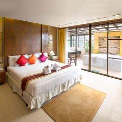 Отель Coconut Village Resort 4* Люкс с двуспальной кроватью фото 2