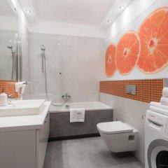 Отель EXCLUSIVE Aparthotel Улучшенные апартаменты с 2 отдельными кроватями фото 8