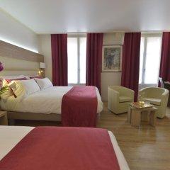 Hotel Unic Renoir Saint Germain 3* Стандартный номер с различными типами кроватей фото 4