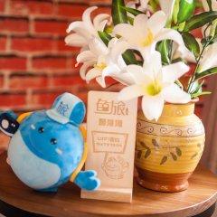 Отель Na Lian Hai Homestay Китай, Сямынь - отзывы, цены и фото номеров - забронировать отель Na Lian Hai Homestay онлайн спа фото 2