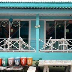 Отель Booncheun Resort 2* Стандартный номер с различными типами кроватей фото 2