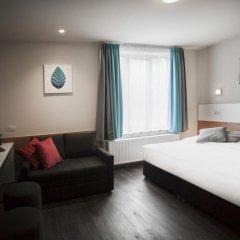Отель Antwerp Inn 3* Улучшенный номер с различными типами кроватей фото 7