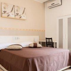 Hotel Indipendenza Номер категории Эконом с различными типами кроватей фото 7
