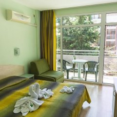 MPM Hotel Boomerang - All Inclusive LIGHT 3* Стандартный номер с различными типами кроватей фото 3
