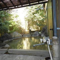 Отель ONSENKAKU Беппу бассейн фото 3