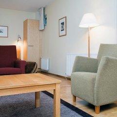 Отель Hellsten Helsinki Senate 3* Студия с разными типами кроватей