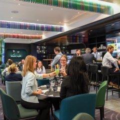 Отель Apparthotel Mercure Paris Boulogne гостиничный бар