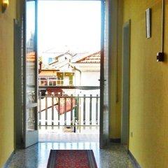 Hotel Carmen Viserba Римини балкон