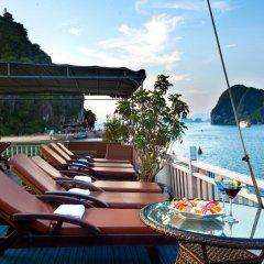 Отель Halong Golden Lotus Cruise балкон