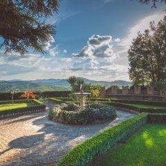 Отель Castello Di Mornico Losana Морнико-Лозана фото 3