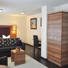 BATU Apart Hotel 3* Улучшенные апартаменты с различными типами кроватей фото 7