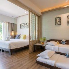 Отель Katathani Phuket Beach Resort 5* Номер Делюкс с двуспальной кроватью фото 3
