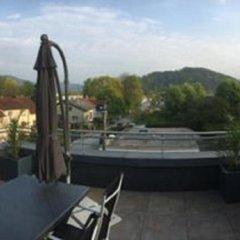 Отель Jaky s Penthouse Зальцбург приотельная территория