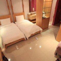 Grammos Hotel 3* Улучшенный номер с 2 отдельными кроватями фото 7