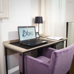 Отель Blanq Carmen Hotel Испания, Валенсия - отзывы, цены и фото номеров - забронировать отель Blanq Carmen Hotel онлайн удобства в номере
