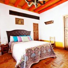 Отель Hospederia Antigua Стандартный номер с различными типами кроватей фото 4