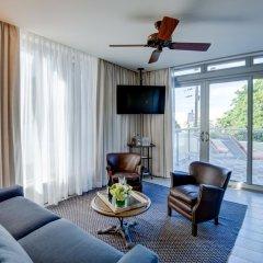 Отель The Plymouth South Beach 4* Стандартный номер с различными типами кроватей фото 2
