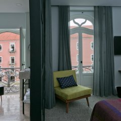 1908 Lisboa Hotel 4* Номер Делюкс с различными типами кроватей фото 2
