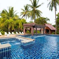 Отель Kaw Kwang Beach Resort Таиланд, Ланта - отзывы, цены и фото номеров - забронировать отель Kaw Kwang Beach Resort онлайн бассейн фото 2