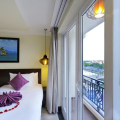 River Suites Hoi An Hotel 3* Номер Делюкс с различными типами кроватей фото 11