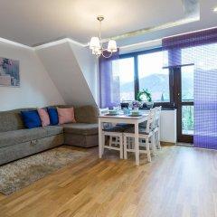 Отель VIP Apartamenty Widokowe Польша, Закопане - отзывы, цены и фото номеров - забронировать отель VIP Apartamenty Widokowe онлайн комната для гостей