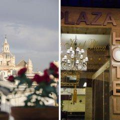 Hotel Plaza гостиничный бар